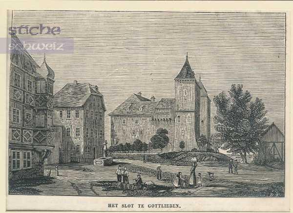 <p>316 * Het Slot te Gottlieben</p>