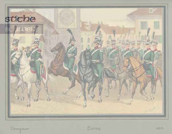 <p>Dragoner 1813</p>