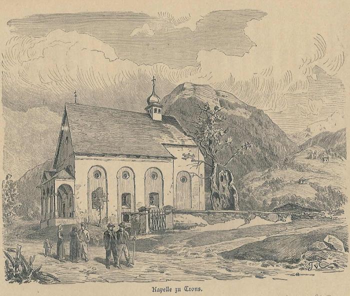 <p>Kapelle zu Trons</p>