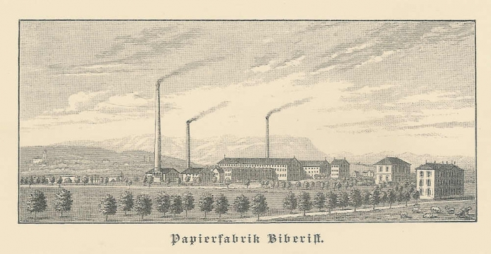 <p>Papierfabrik</p>