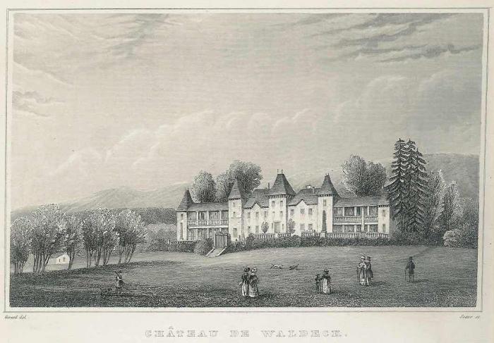 <p>371 Château de Waldeck</p>
