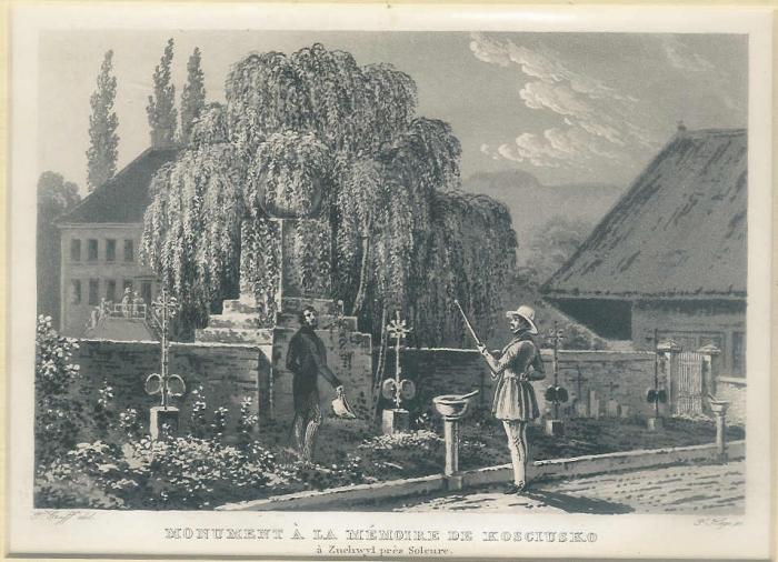 <p>357 Monument Kosciuszko`s Grabmal</p>
