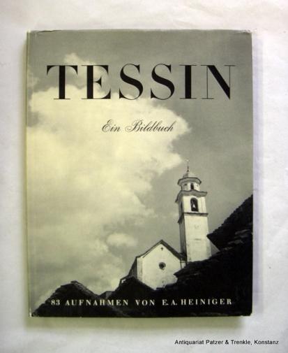 <p>83 Aufnahmen von Heininger E.A. , + 16 Textseiten</p>